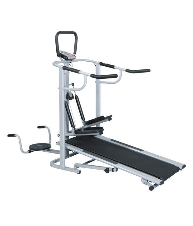 Cybex Treadmill Svc Error 3: Energie Imported 4 In 1 Manual Treadmill/ Gym Equipment