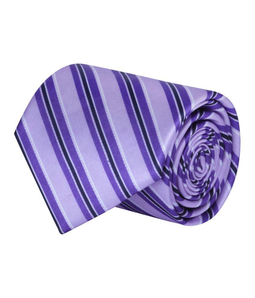 CorpWed Purple Broad Tie