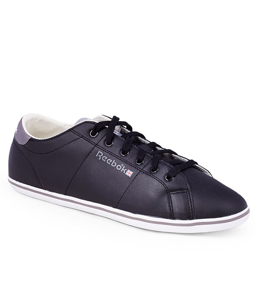0817bbfec27 Reebok Cl Npc Plimsole Black Casual Shoes - Buy Reebok Cl Npc Plimsole  Black Casual Shoes Online at Best Prices in India on Snapdeal