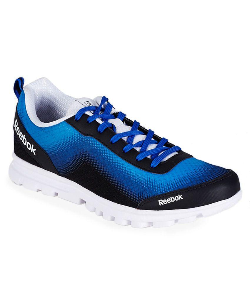 Reebok Duo Lp Blue Sport Shoes - Buy