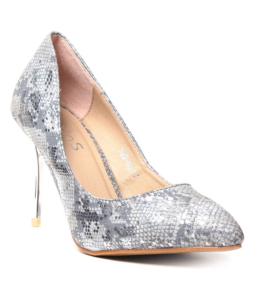 Studio S Grey Women's Pump