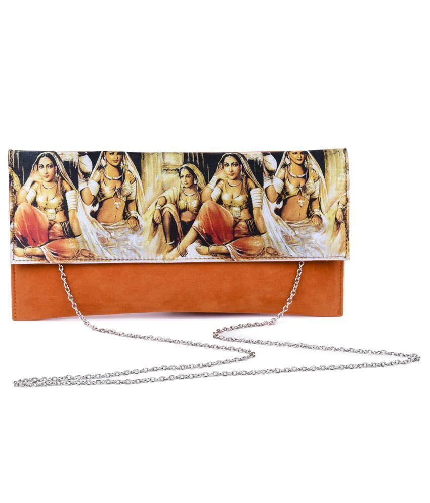 Wisegirls Multi-Colour Regular Wallet For Women