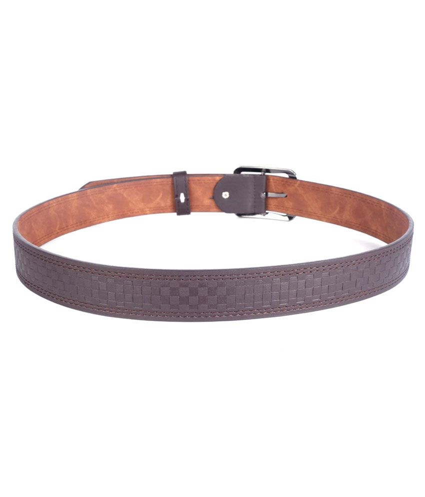 Choudhary Enterprises Formal Belts For Men - Black
