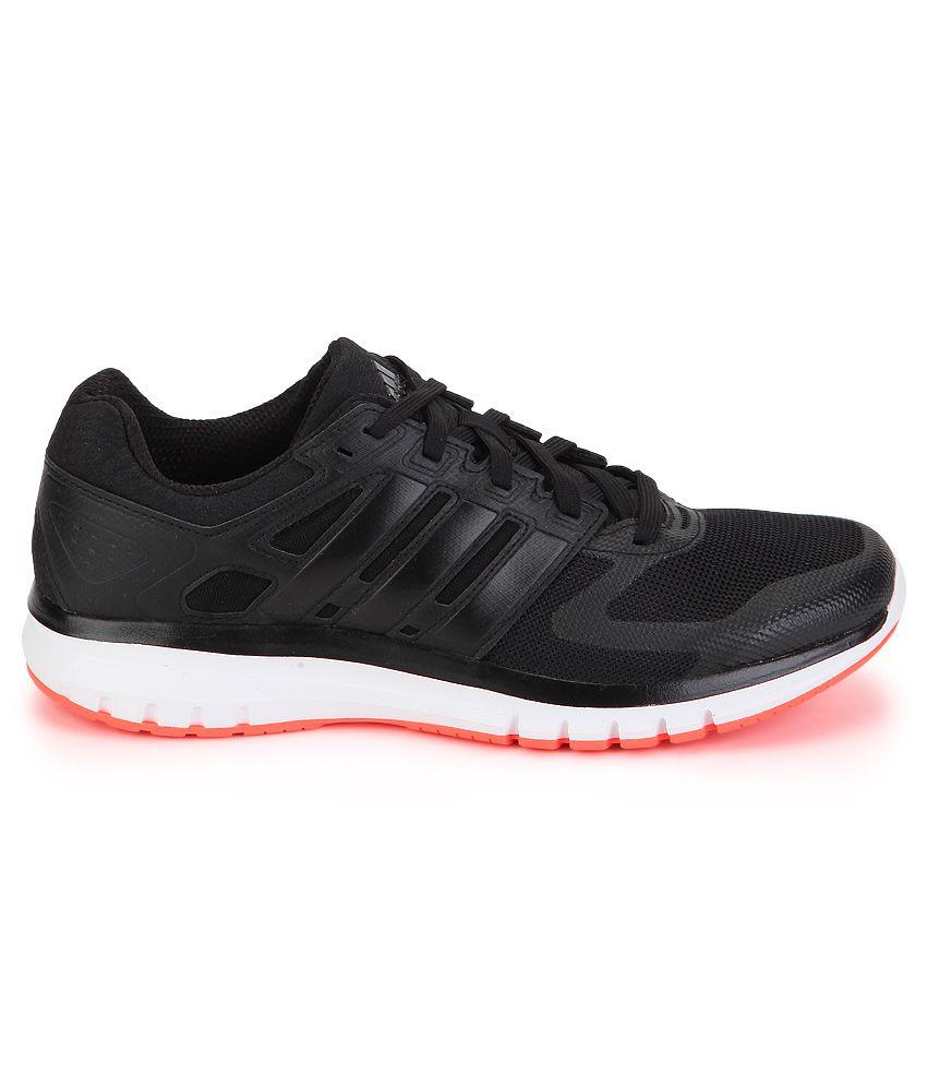 the best attitude 3208d 30e6d ... Adidas Duramo Elite M Black Sports Shoes ...