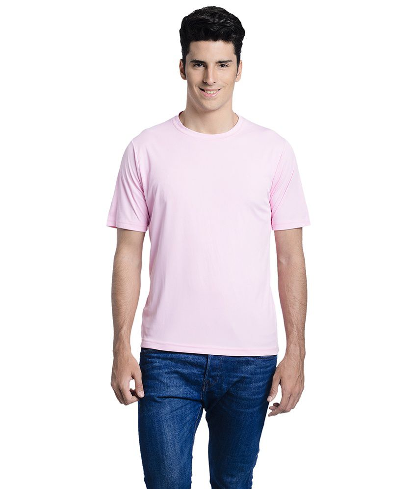 First Choice Pink Cotton T Shirt