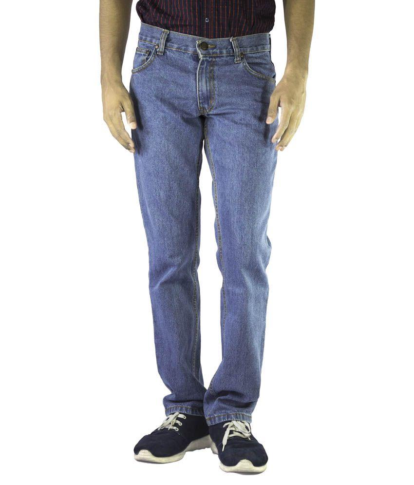 London Jeans Blue Slim Fit Jeans