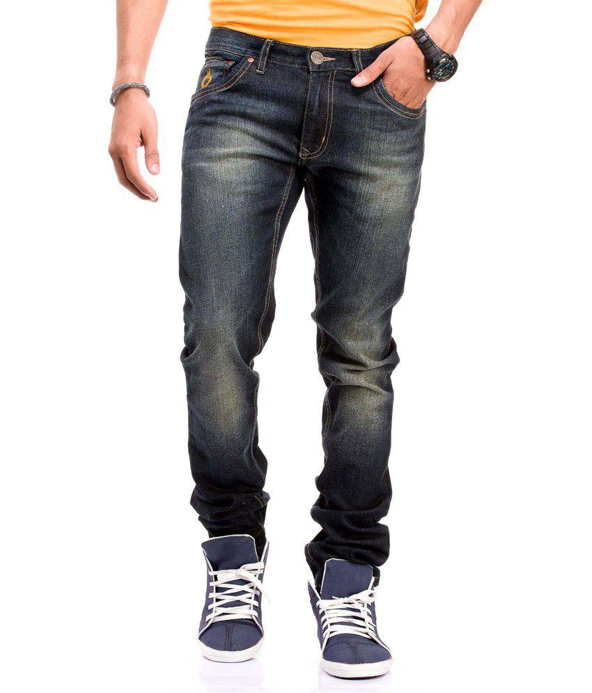 Gr8onyou Skinny Fit Narrow Leg Jeans