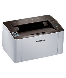 Samsung SL-2021W Laserjet Wireless Printer - White