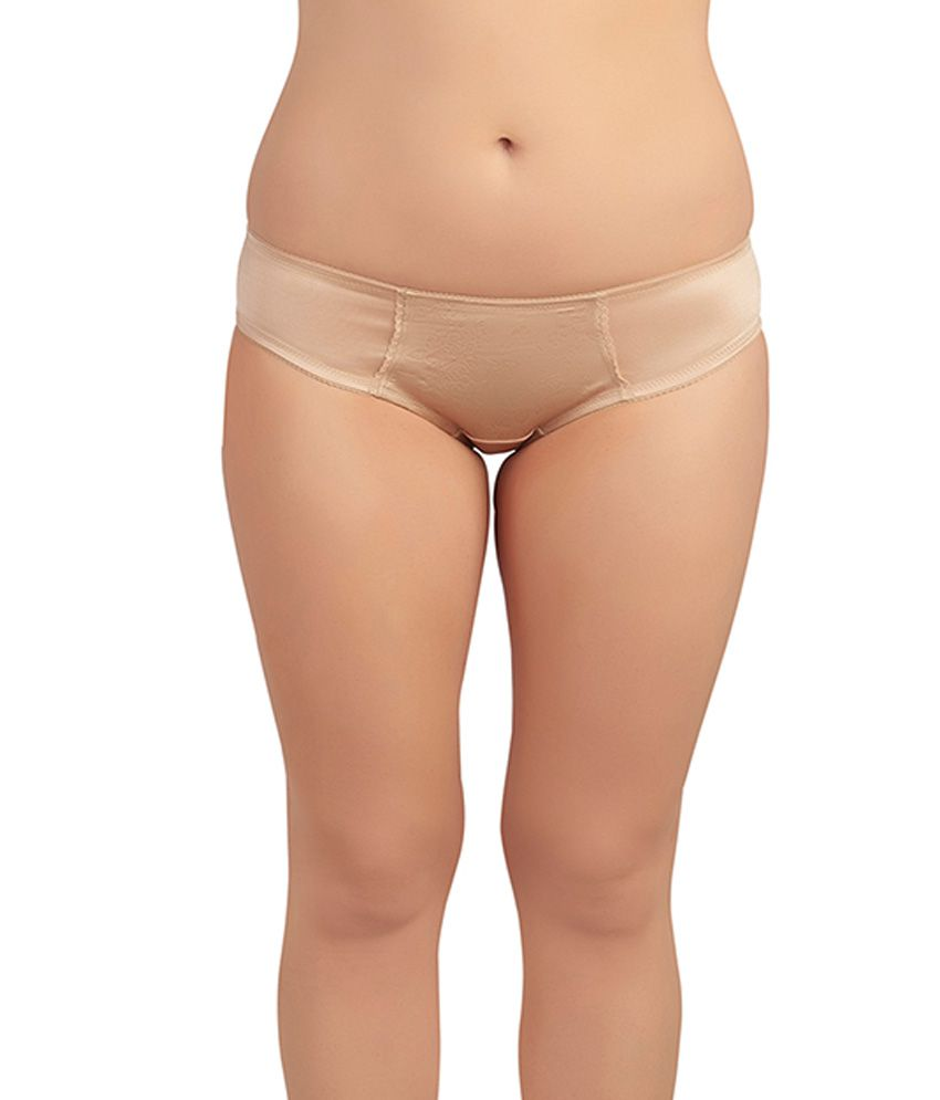 Soie Brown Panties