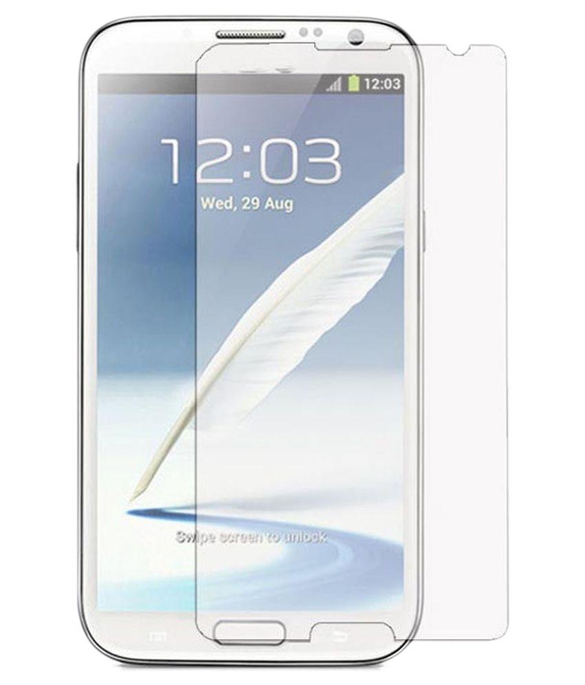 Samsung Galaxy Note II 7100 Matte Screen Guard by Uni Mobile Care
