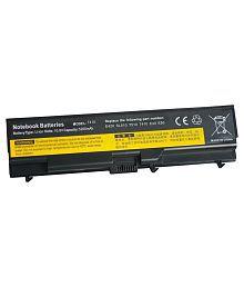 Irvine 4400 mAh Laptop Battery For Lenovo SL400 SL410 L410 L510 L412 T410 T510 T420-Black for sale  Delivered anywhere in India