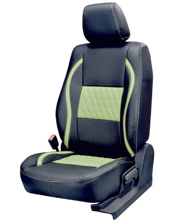 Elaxa Black Car Seat Cover For Maruti Alto Buy Elaxa