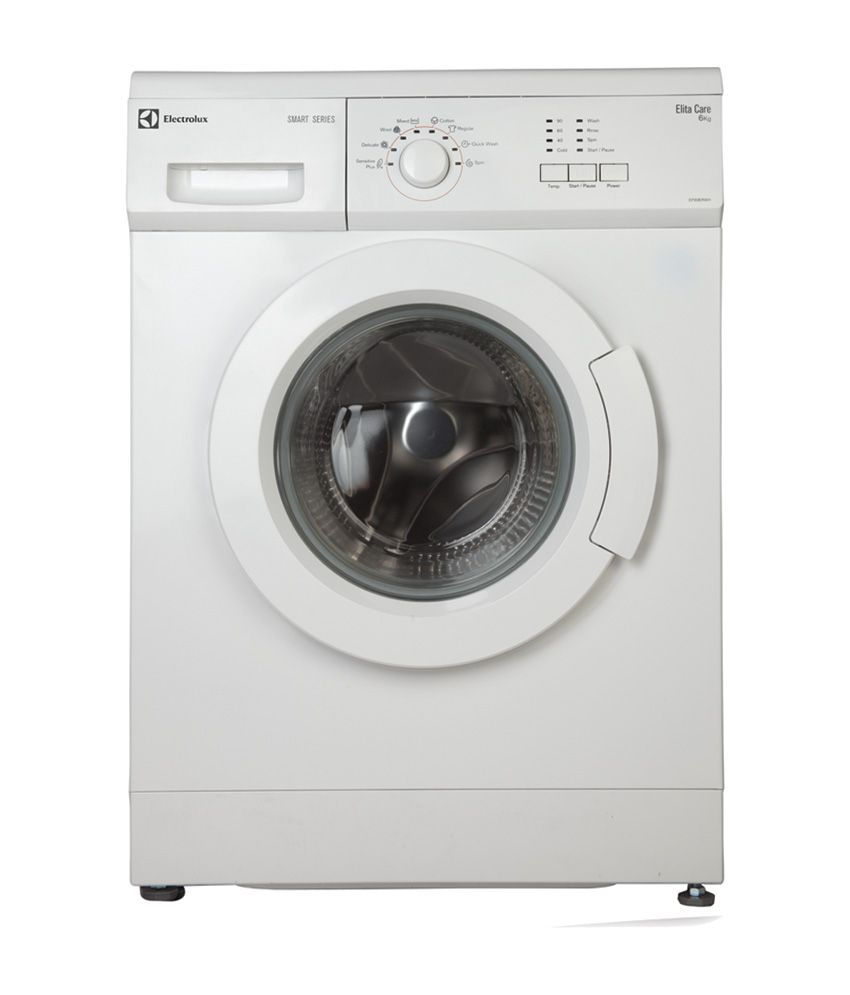 Electrolux Elita Care Ef60erwh 6 Kg Front Load Fully Automatic Washing Machine Wiring Diagram