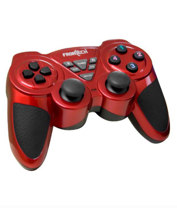 Frontech-Jil-1731-Gaming-Pad-/joystick-Red