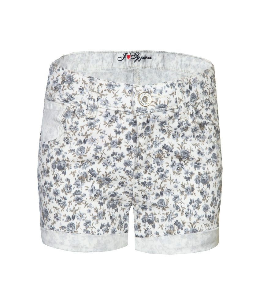 Gini & Jony Hot Shorts Fixed Waist For Kids