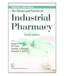 The Theory And Practice Of Industrial Pharmacy Paperback (English) 4 Edition