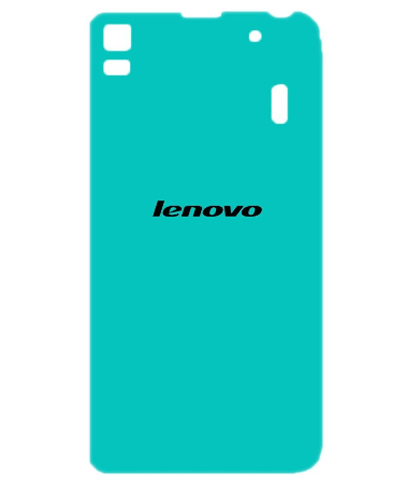 outlet store 09891 ae108 Paracops Back Cover for Lenovo A70000 - Blue - Plain Back Covers ...