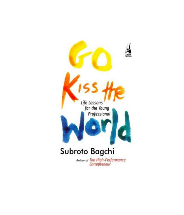 Go Kiss The World Book