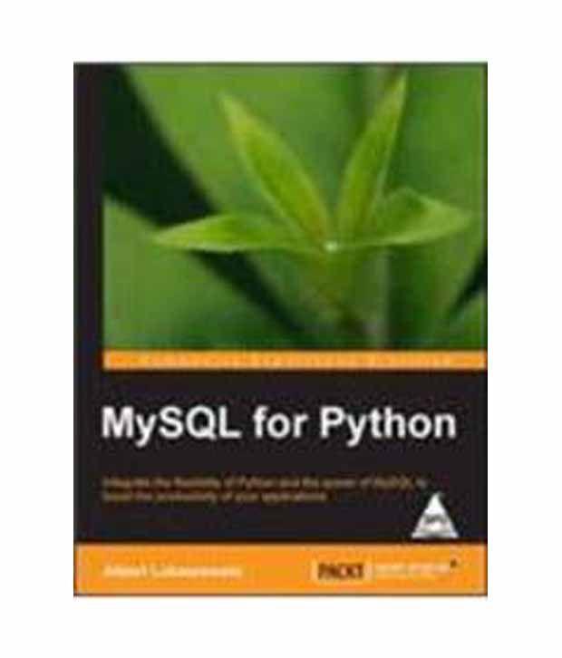 Mysql For Py... Python Artificial Intelligence Book