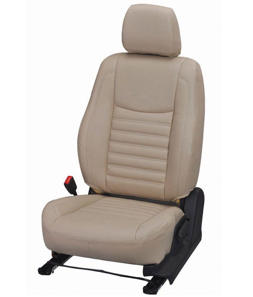 Active Accessories Car Seat Cover Maruti Alto Beige Buy
