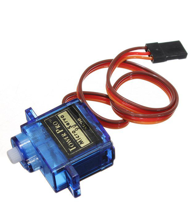 Tower Pro 9g Servo For Rc Plane, Rc Heli, Rc Car And Rc Boat