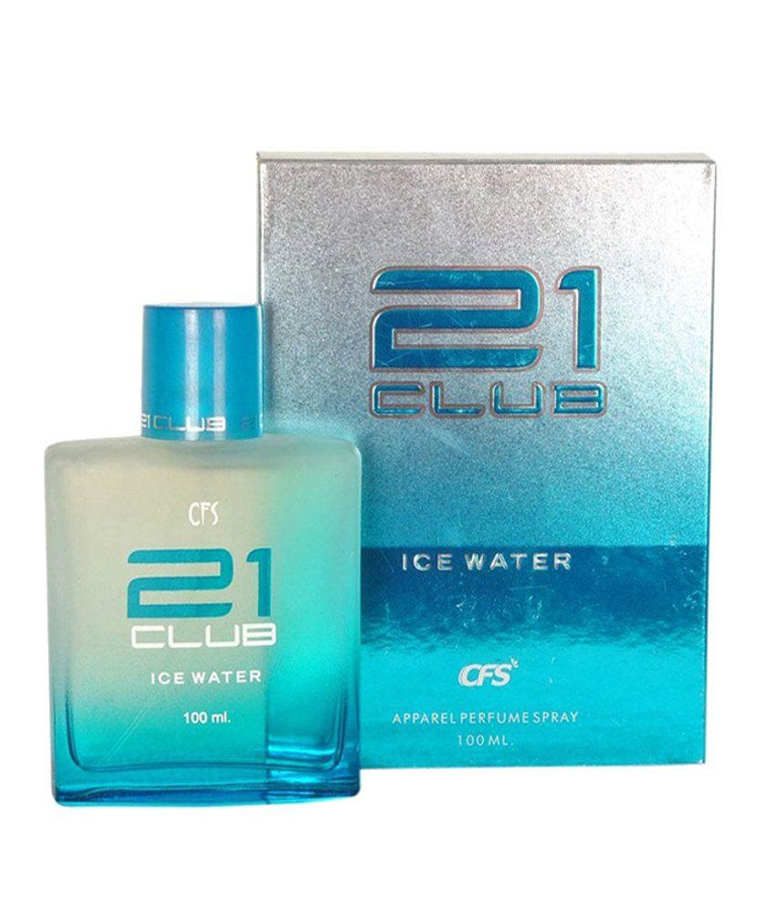 Cfs 21 Club Ice Water Perfume For Women
