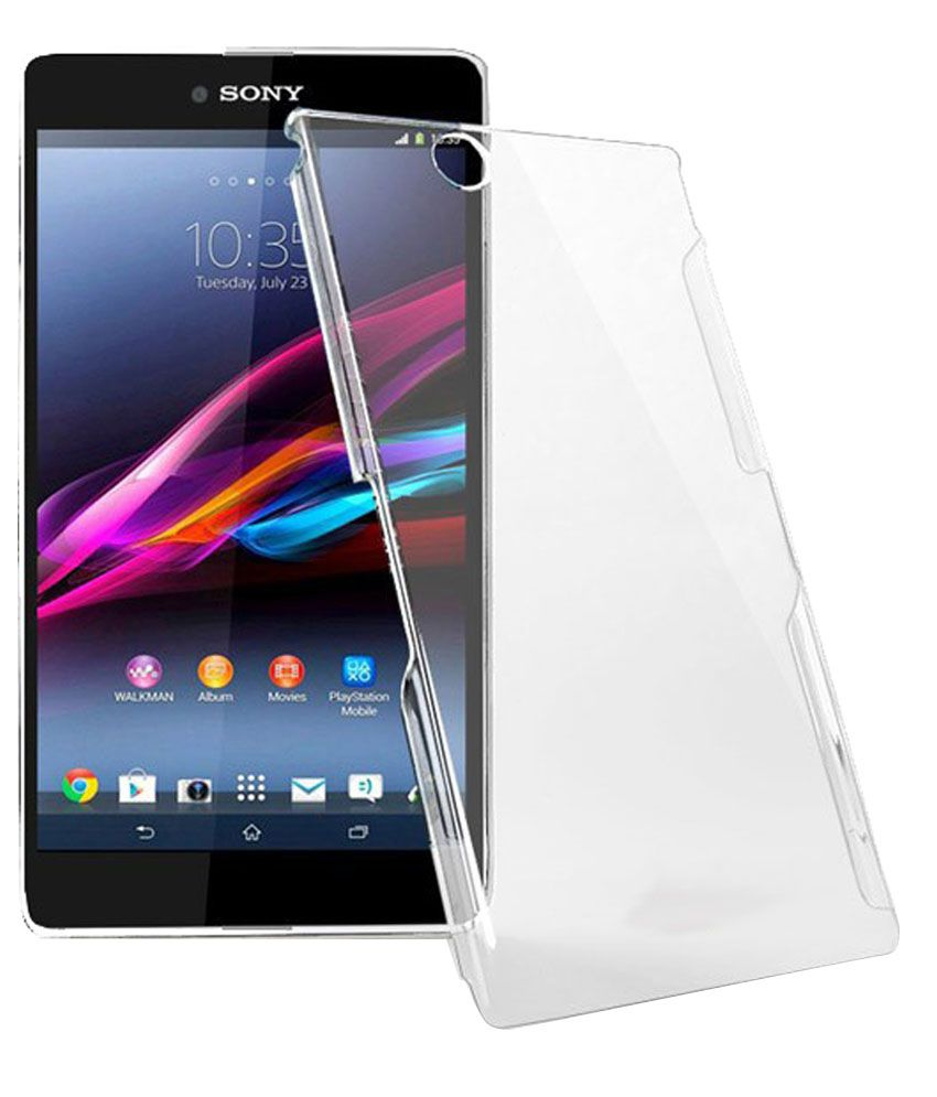 How To Clear The Cache Groovy Transparent Silicon Soft Back Case For Sony Xperia  Z Ultra