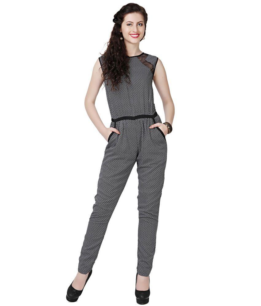 42e906aa533 Eavan Black Jumpsuit - Buy Eavan Black Jumpsuit Online at Best Prices in  India on Snapdeal