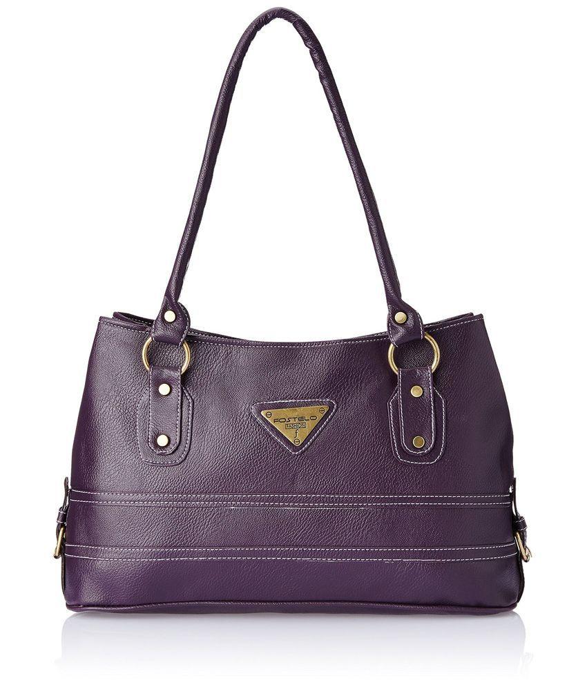 home 474 16 bags luggage women s handbags fostelo purple shoulder bag
