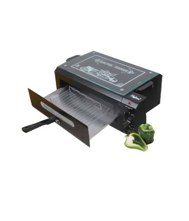 Hotline-Tandoor-Electric-Grill-With-Timer