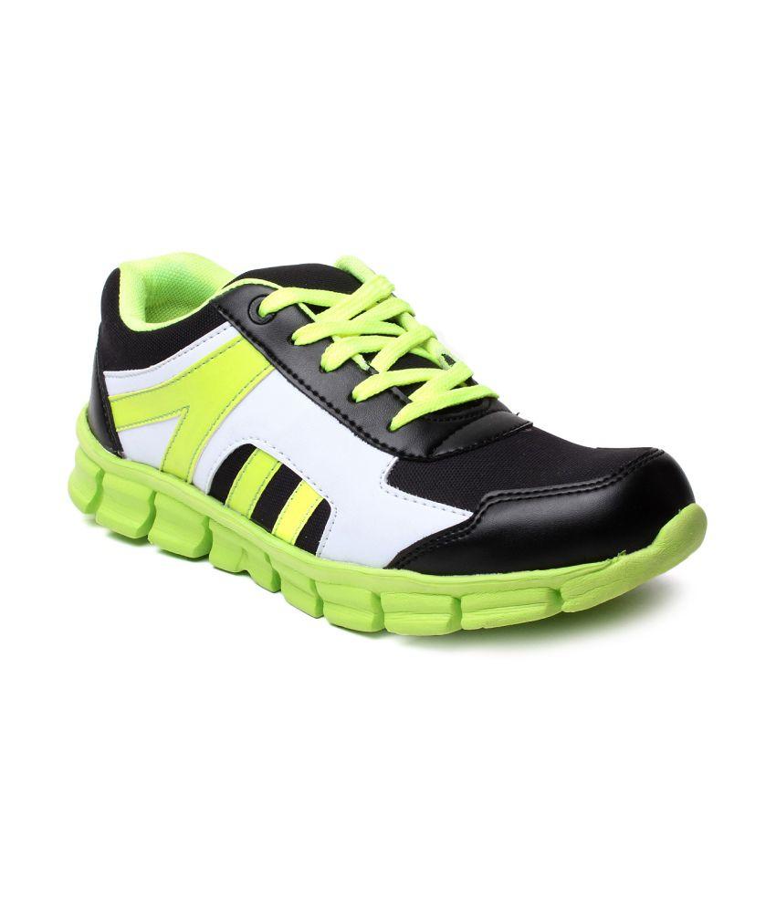 Juandavid Green Sport Shoes
