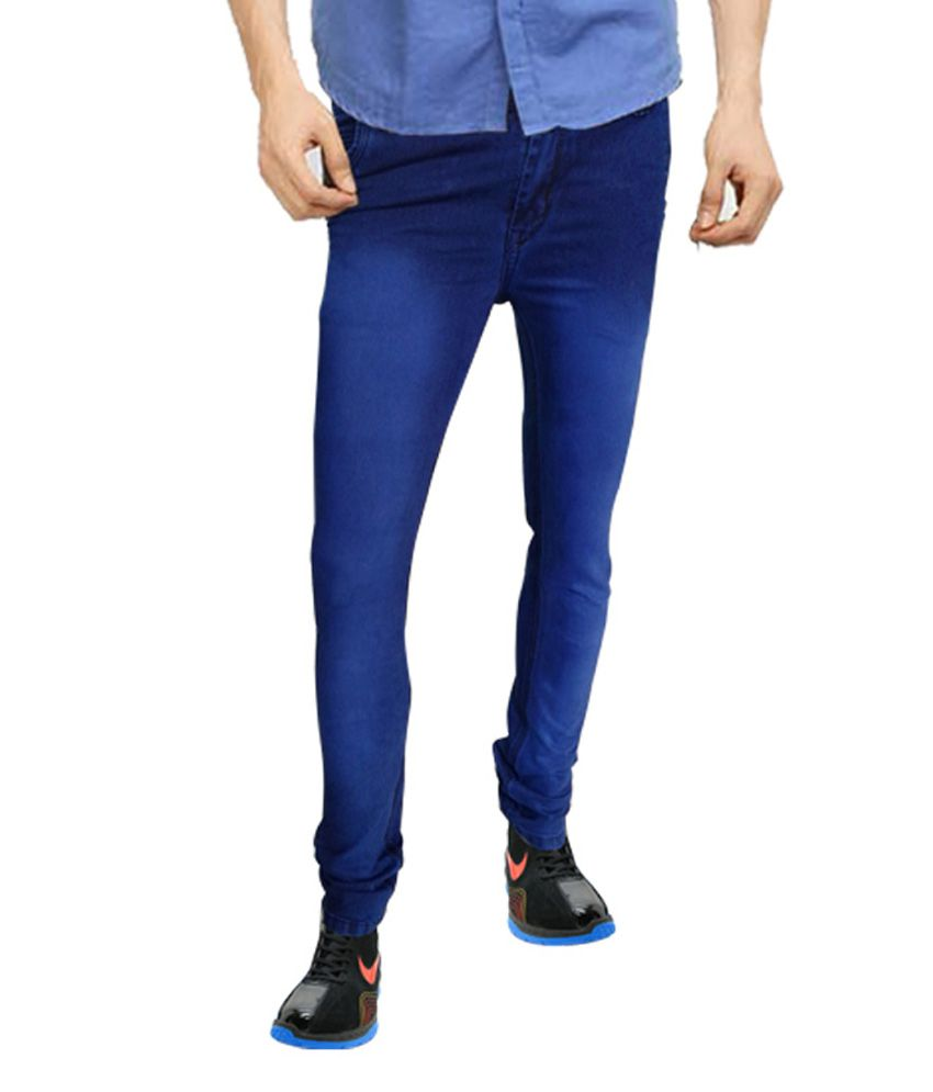 Tycon Blue Regular Fit Jeans