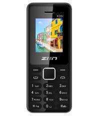 Zen X 20i Black