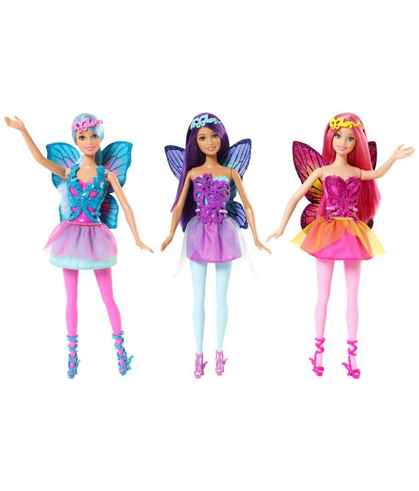 Barbie games the fashion