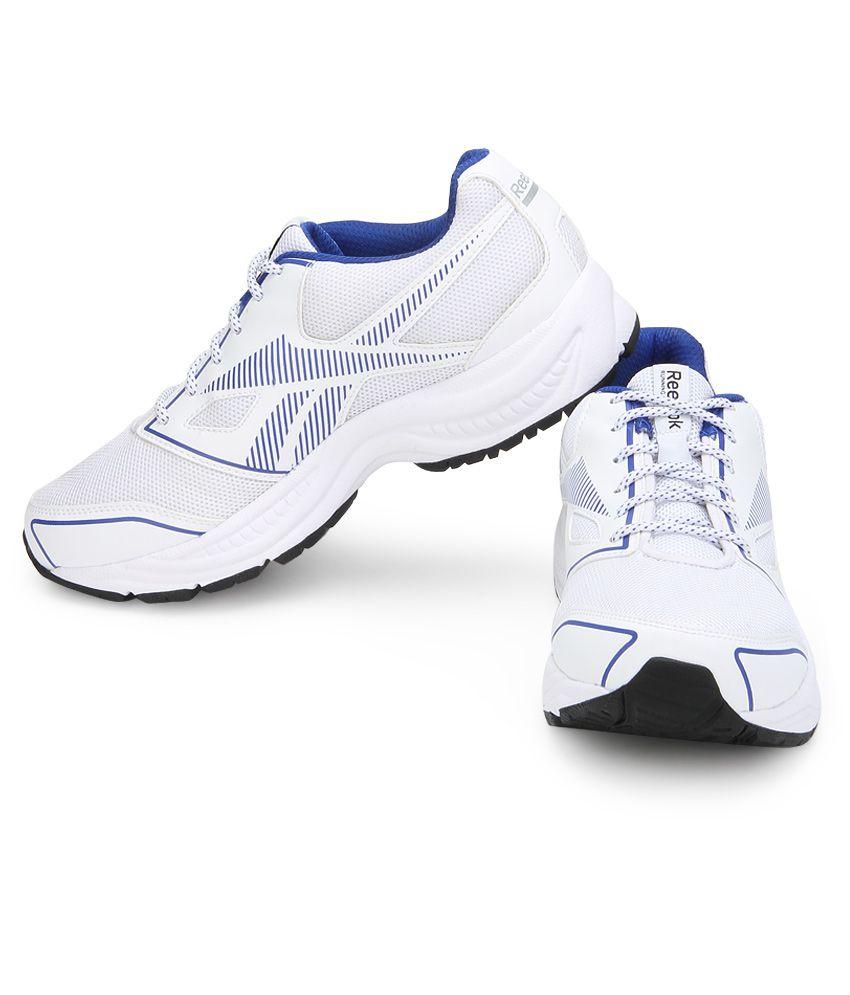 ... Reebok City Runner Lp White Sports Shoes ...
