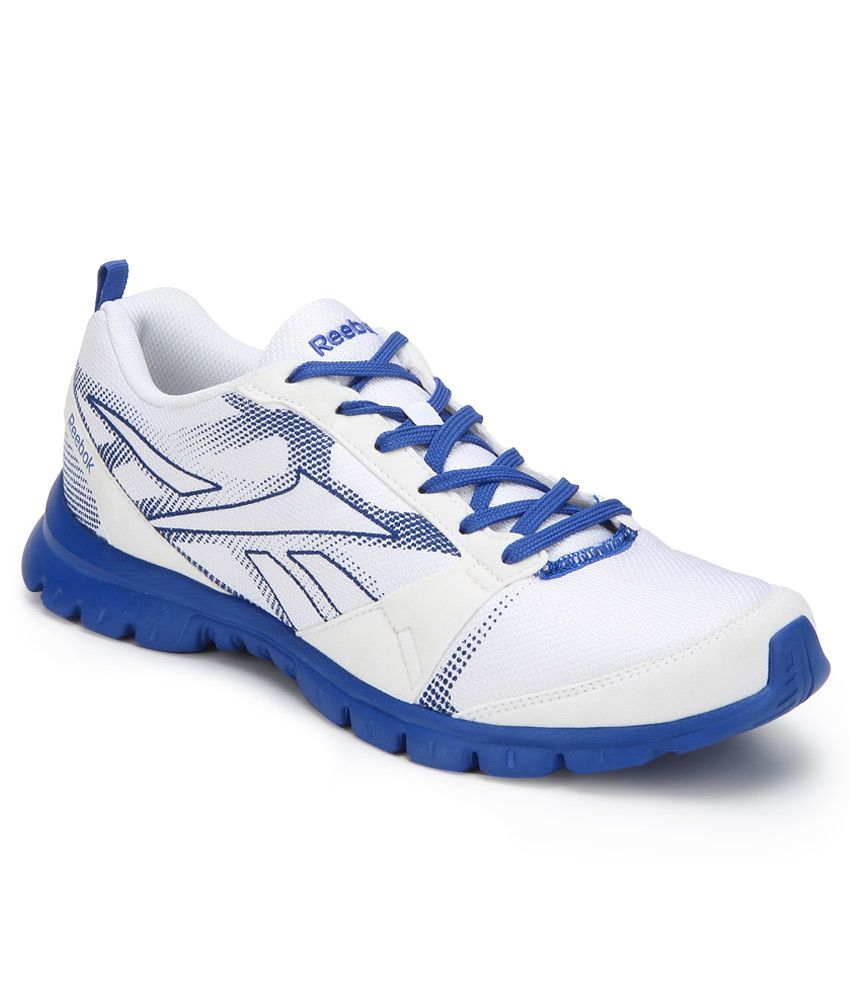 Reebok Superlite Traction White Sports Shoes - Buy Reebok Superlite  Traction White Sports Shoes Online at Best Prices in India on Snapdeal 1981dcd31