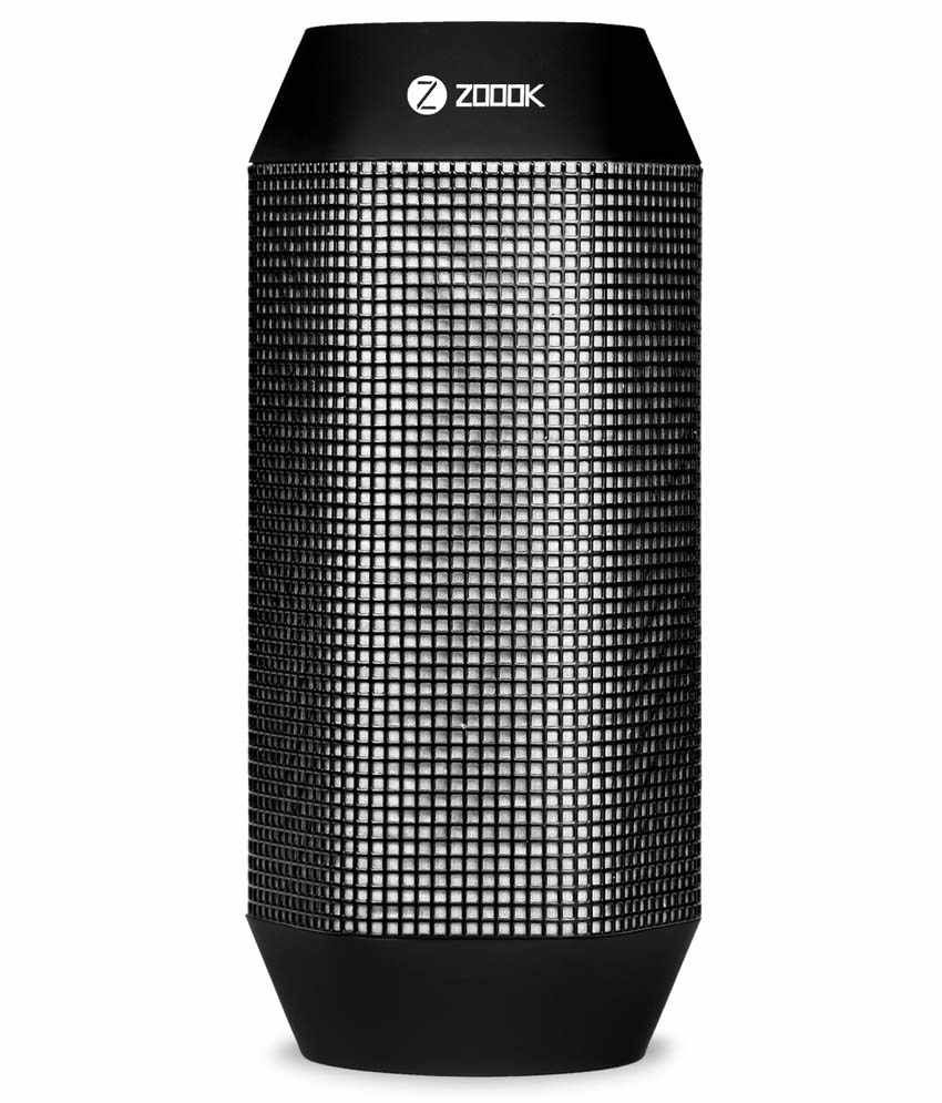 Minimum 40% Off On Speakers By Snapdeal | Zoook Rocker 2 Wireless Bluetooth Portable BT Speaker with Dynamic LED Lights and HD Sound @ Rs.1,969