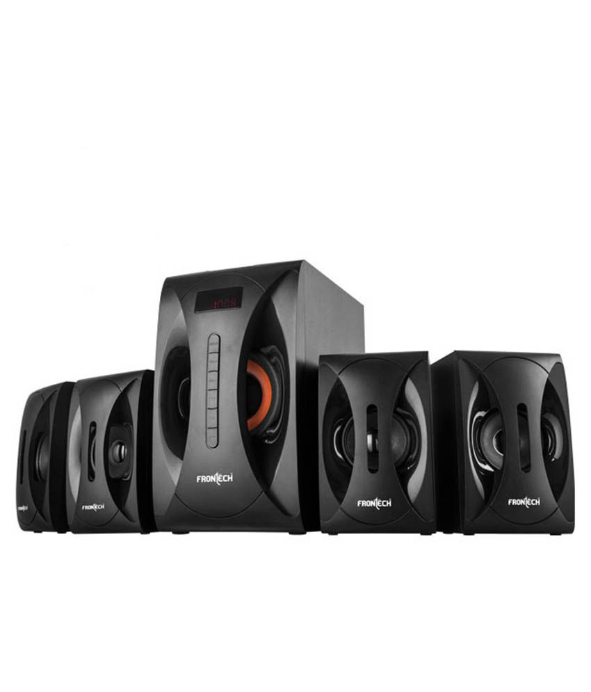 Frontech JIL 3908 4 1 Speaker System