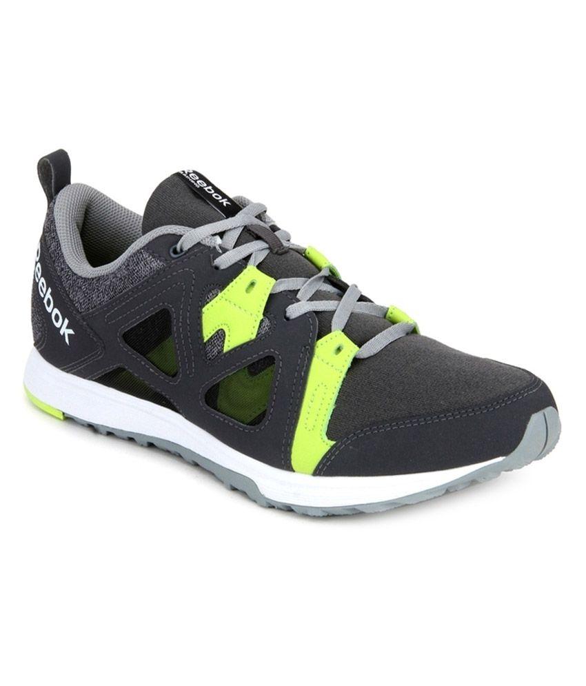reebok grey sports shoes buy reebok grey sports shoes