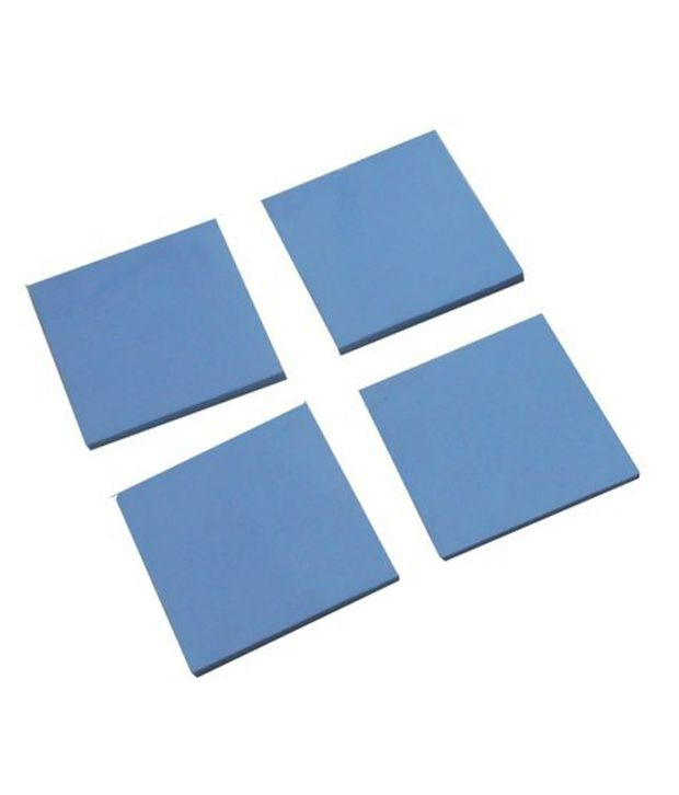 Stars 1 0mm insulation Silicone Thermal Pad for CPU-Graphics Card