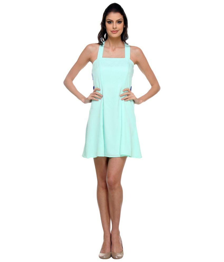 Buy green dress online