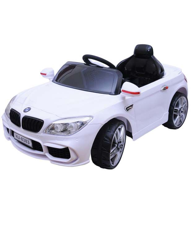 Battery Operated Bmw Car With R C Buy Battery Operated Bmw Car With R C Online At Low Price