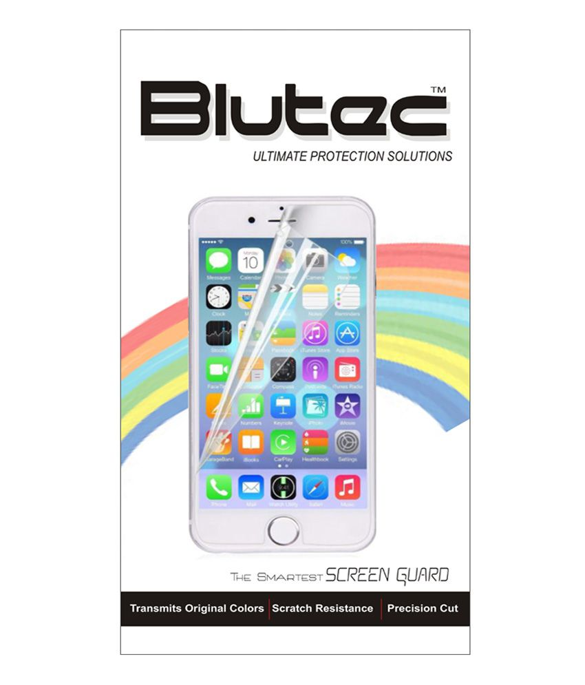 Blutec Clear Screen Guard For Huawei Honor Holly