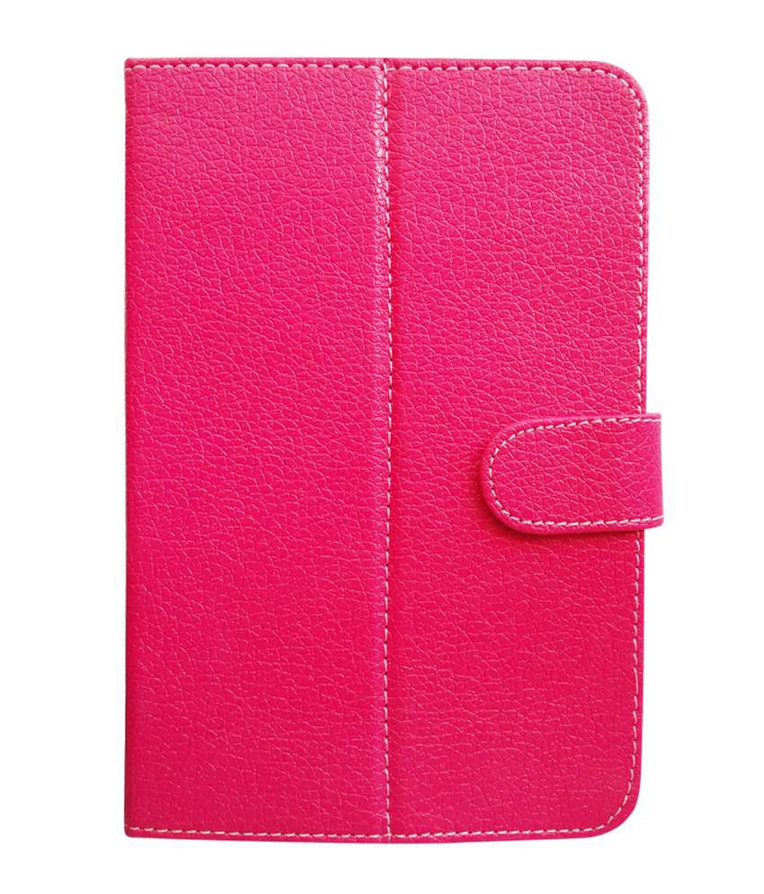 Fastway Flip Cover For Huawei MediaPad X2 -Pink