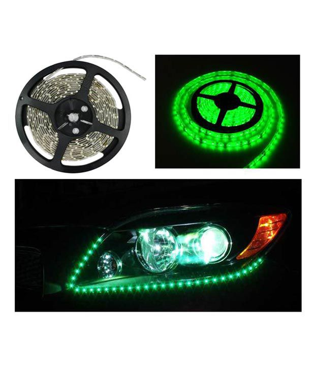 Takecare decorative strip led light for maruti alto 800 for Maruti 800 decoration