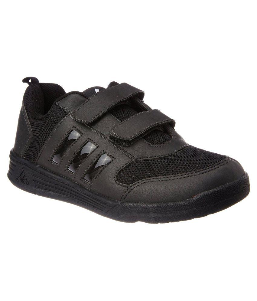 Adidas School Shoes Black Price