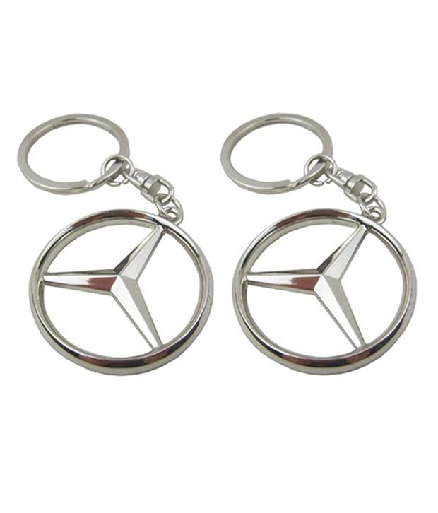 Mercedes Benz Keychain India