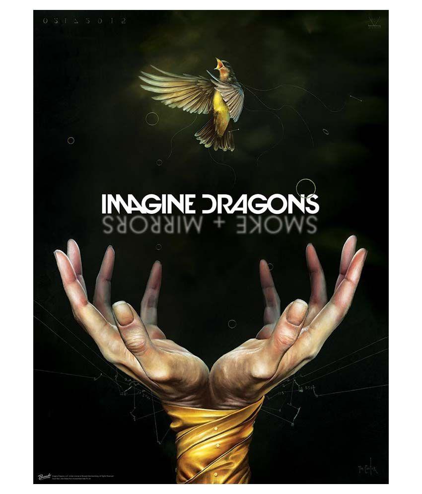 Imagine dragons: smoke and mirrors live [blu-ray]: amazon. Co. Uk.