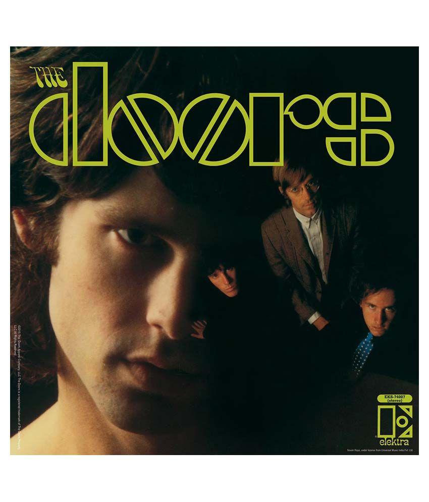 Bravado The Doors Album Cover Printed Poster: Buy Bravado ...  Bravado The Doo...