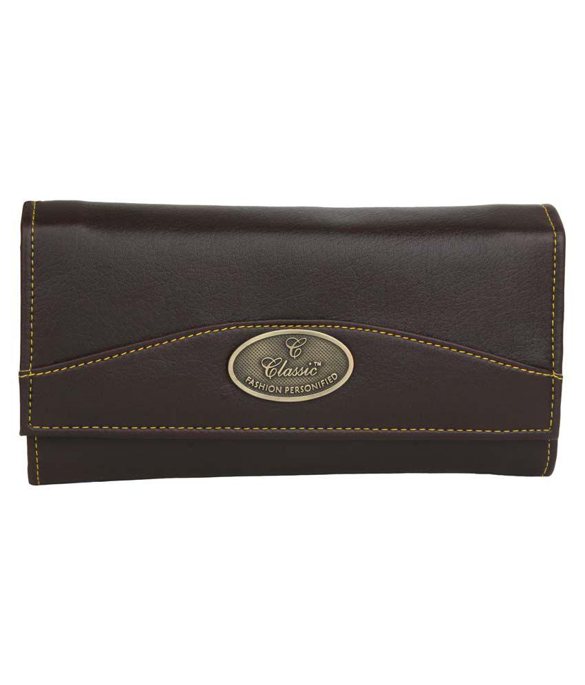 Classic Dark Brown Wallet